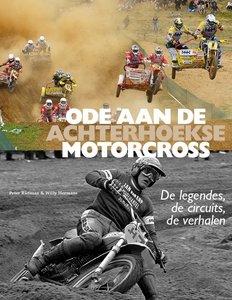 """Boek """"ODE AAN DE ACHTERHOEKSE MOTORCROSS"""""""