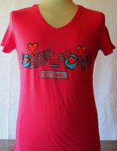 Dames-shirt-Høken=Love